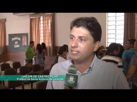 Prefeito assina Ato de Estabilidade para 42 Agentes Comunitários de Saúde