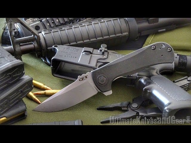 Zero Tolerance ZT0909 overview and test