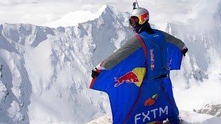 Новый рекорд: бейсджампер Валерий Розов прыгнул с высоты 7700 м (новости)