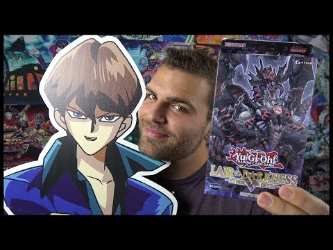 *NEW* YuGiOh Lair of DARKNESS Structure Deck Opening & Review! INSANITY