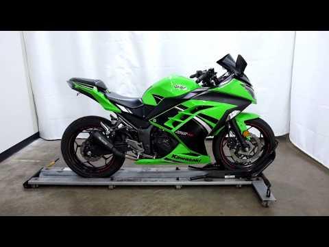 2014 Kawasaki Ninja® 300 ABS SE in Eden Prairie, Minnesota - Video 1