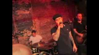 Dropkick Murphys - Caught In a Jar @ Lansdowne Pub in Boston, MA (3/17/14)