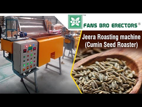 Jeera Roaster