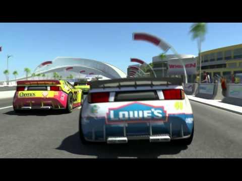 Видео № 0 из игры NASCAR Unleashed (USA) [PS3]