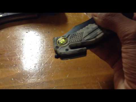 AUTHENTIC US MILITARY KNIFE REVIEW