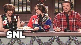 NPRs Delicious Dish: Schweddy Balls - SNL