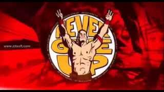 John Cena's theme Song ( Your Times Up ( Red Version ) )