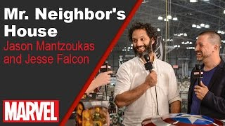 Mr. Neighbor's House – Marvel LIVE! at NYCC 2016