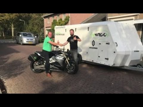 Electric Motorcycles Zeeland van start!
