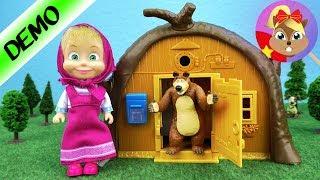 Masha và bạn gấu - Ngôi nhà của Masha Unboxing | Masha and the Bear Vietnamese