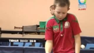 Теннисист Георгий Кунац