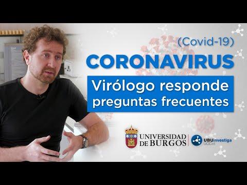 Virólogo Responde a Preguntas Frecuentes En Internet