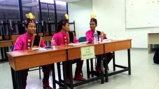 PANTUN PENGENALAN SMK KING EDWARD VII- PPIB 2016