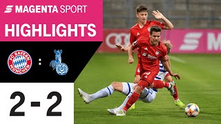 FC Bayern München II - MSV Duisburg | 37. Spieltag, 2019/2020 | MAGENTA SPORT