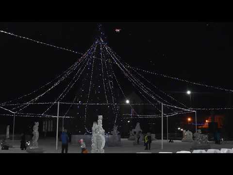 Ледовый городок 2019