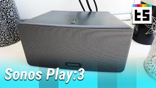 Test: Stereo-Multiroom-Lautsprecher Sonos Play:3