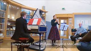 Ensemble Hesperi at the Wighton Collection, Dundee