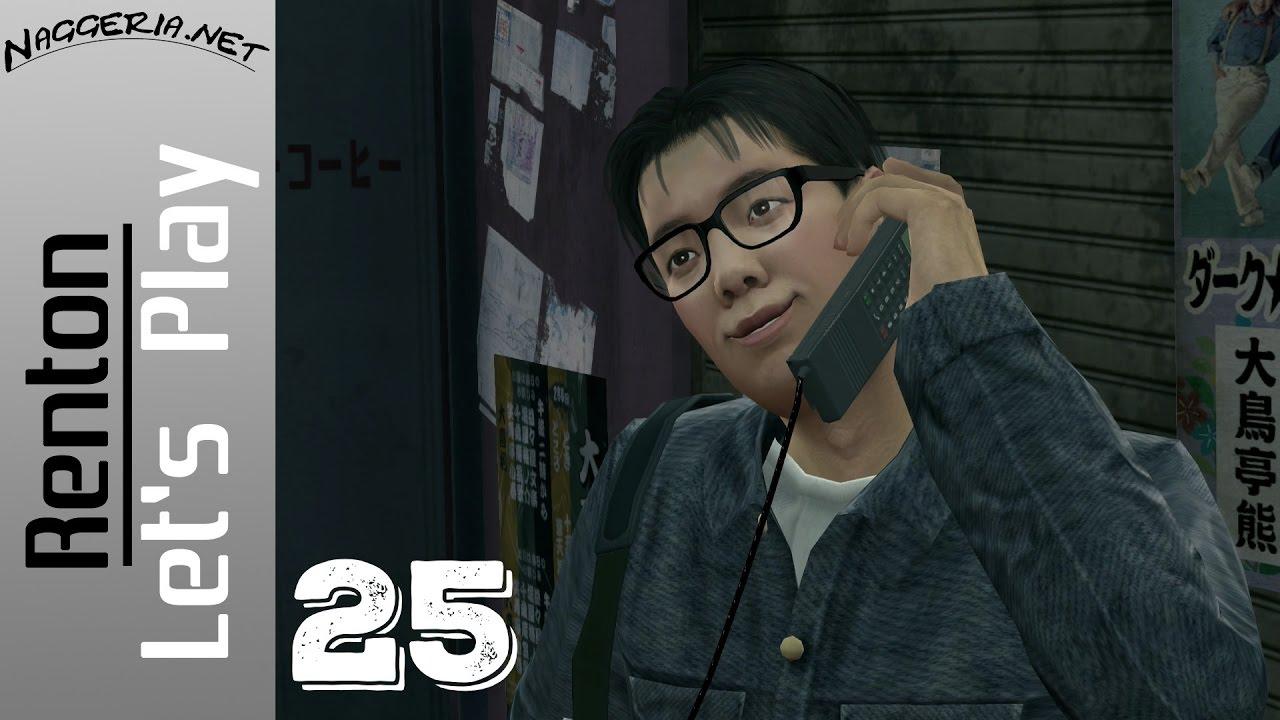 Yakuza Zero – Part 25: Der Mann mit dem Handy