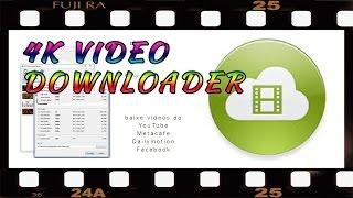 Jak ściągać (pobierać) filmy 4k, 2k, 1080p z youtube.