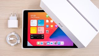 "10.2"" iPad 2020 (8.Generation) Unboxing & erster Eindruck"