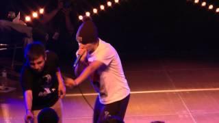 preview picture of video 'Beatbox Battle Maurepas - BMG vs Alexinho - 1/8 Final'