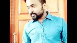 TV serial actor VJ Vikash Sampath and myna nandhini Tamil Dubsmash