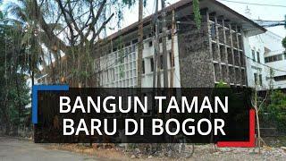 Pemkot Bogor Bakal Bangun Taman Lagi, TPS Seberang Istana Bogor Sudah Dibongkar