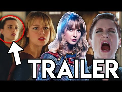 FIRST LOOK at *SPOILER* & Lena ATTACKS Supergirl - Supergirl 5x06 Trailer Breakdown
