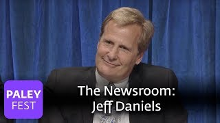 """The Newsroom - Jeff Daniels Answers """"Why Is America The Greatest Country?"""""""