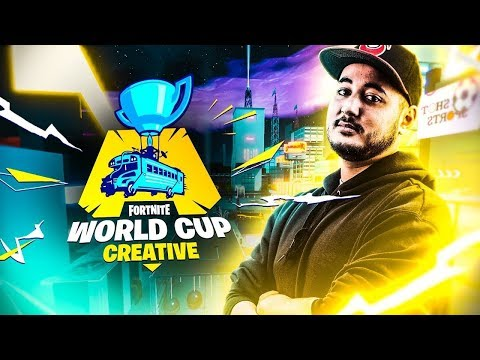 DEVENEZ MILLIONNAIRE GRACE À FORTNITE ► CREATIVE WORLD CUP #GTRIAL