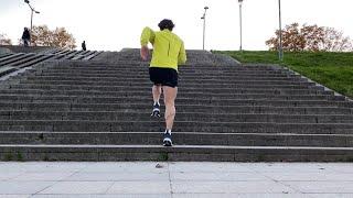 ATHLÉ : Entraînement spécifique sur escaliers