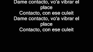 Yaviah - Contacto ( Con letra )