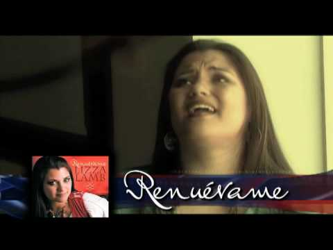 "Lizza Lamb ""Renuévame"" CD - TV Spot"