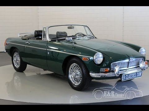 Video of '70 MGB - MGNE