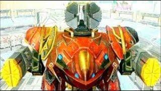 War Robots Тестим Еxodus и Обнову WR