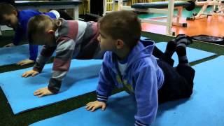 Мамы-тренируйтесь со своими детьми-они наше продолжение!!!