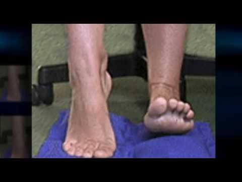 Was damit zu machen es ist schnell, in den Beinen abzumagern