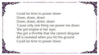 Chris Whitley - Power Down Lyrics