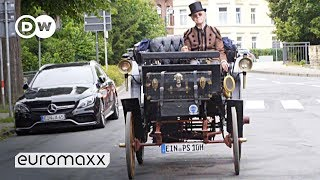 Germany's Oldest Street-Legal Car | 1894 Benz Victoria | German Cars