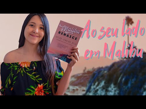 RESENHA: MALIBU RENASCE - Escritora Whovian