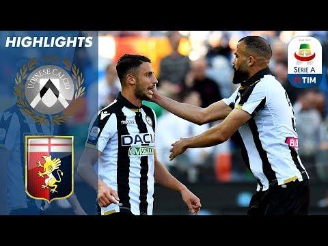 Udinese 2-0 Genoa | Okaka & Mandragora score as Udinese claim 2-0 win over Genoa | Serie A