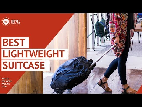 Best Lightweight Suitcase