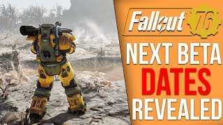 The Next Time You Can Play the Fallout 76 BETA is...