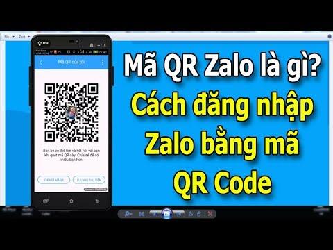 Mã QR Zalo là gì? Hướng dẫn đăng nhập Zalo khi quên mật khẩu bằng cách sử dụng mã QR Code