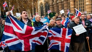 Why Britain Voted to Quit the EU