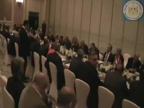 الوزير/طارق قابيل ووزير تجارة لبنان يترأسان الإجتماع الأول لمجلس الأعمال المشترك بعد اعادة تشكيله