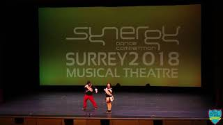 We are Cheerleaders - Synergy Dance Competition 2018