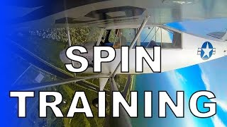 Surviving as a Pilot | Spin Training