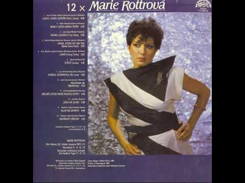 Marie Rottrová - Ulice Na závrati (17.1.1985)