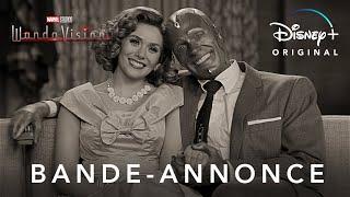 WandaVision - Première bande-annonce (VF)   Disney+